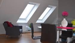 Kot a louer | Grand studio - loft très lumineux.